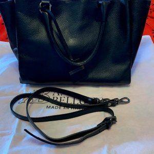 A. Belluci Leather handbag